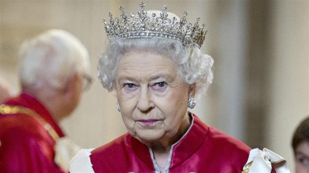 ملكة بريطانيا الملكة اليزابيث الثانية