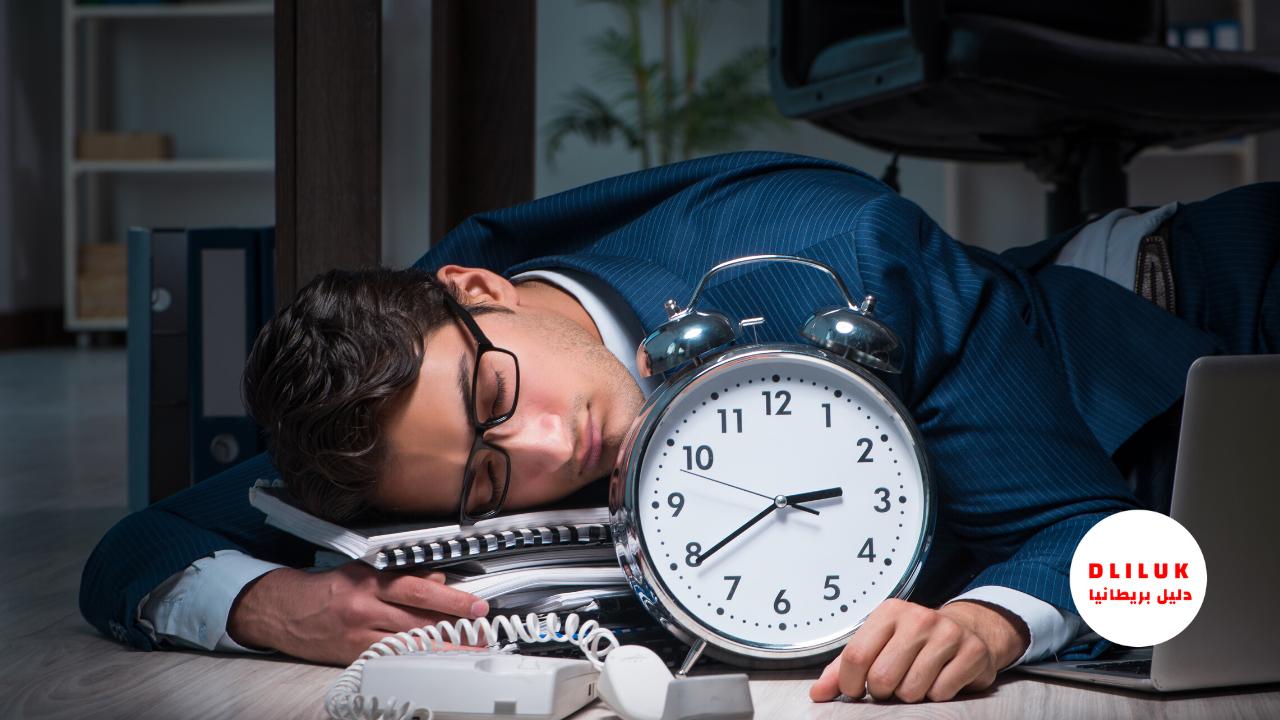 اجور ساعات العمل في بريطانيا