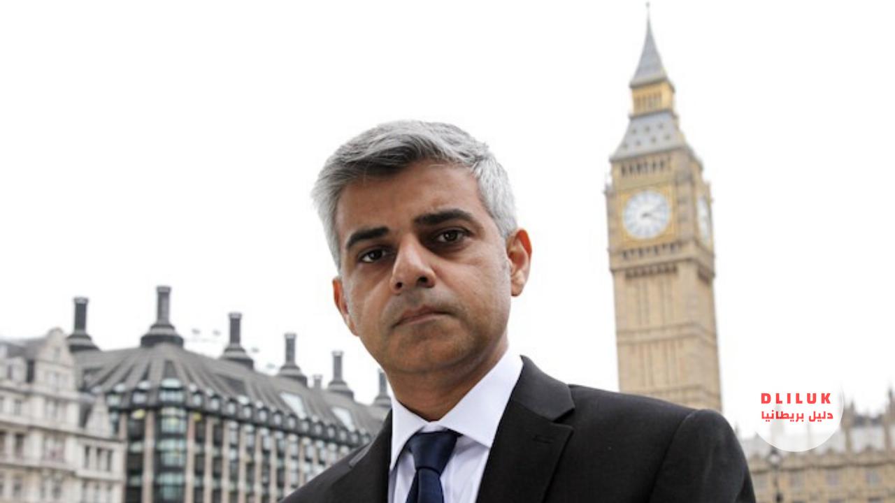 عمدة لندن صادق خان يدعو لكشف الاسباب
