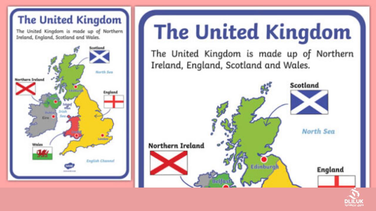 دول بريطانيا