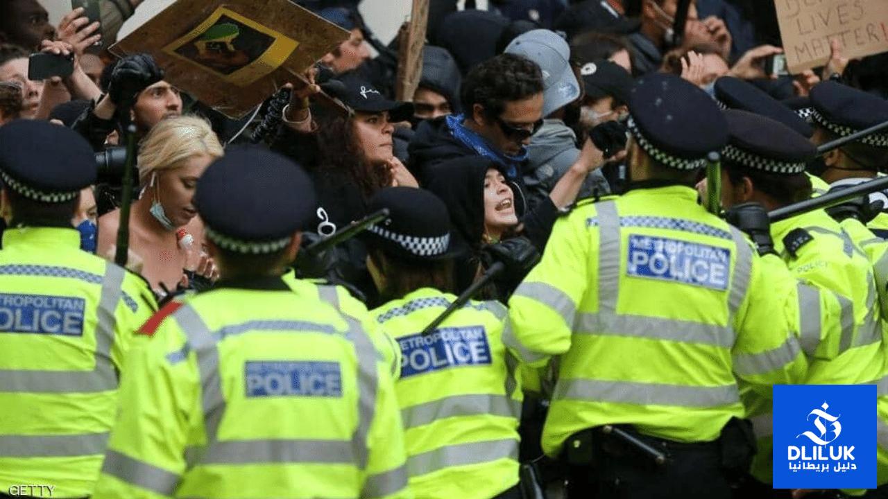 قوانين لوقف عنف بعض التظاهرات المنددة بمقتل فلويد