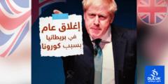 """تصريح وزير الصحة في المملكة المتحدة """"مات هانكوك"""" بريطانيا وصلت إلى نقطة حاسمة"""