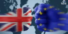 """منظومة الاتحاد الأوروبي وبريطانيا يتوصلان لاتفاق تجاري بشأن """"البريكست"""""""