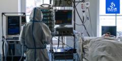 جميع المستشفيات في أنحاء بريطانيا تلقت تحذيرات بضرورة الاستعداد لما هو أسوأ في التعامل مع السلالة الجديدة المكتشفة لكورونا
